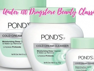 Pond's Cold Cream Cleanser Review