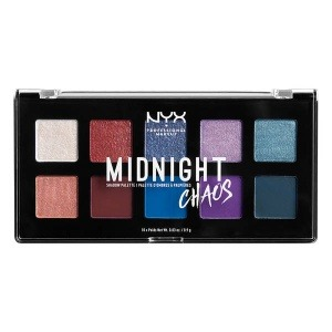 NYX Midnight Chaos Shadow Palette