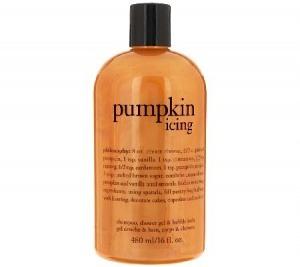 Philosophy Pumpkin Icing