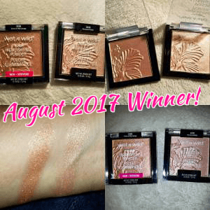 Wet n Wild Megaglo Highlighters!