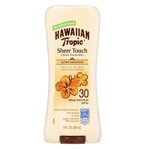 Hawaiian Tropic Sheer Touch Ultra Radiance SPF30
