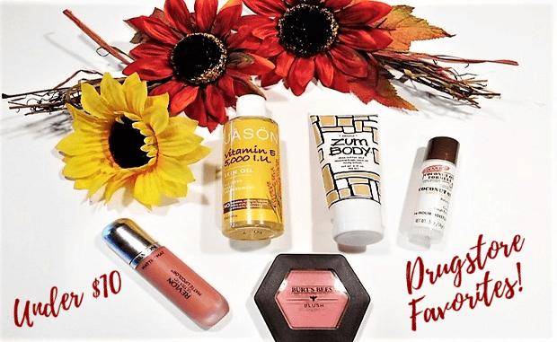 Burt Bees Blush Review & 4 More Drugstore Beauty Favorites!