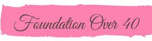 Makeup Foundation Over 40
