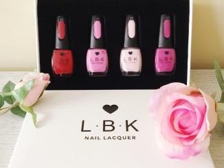 LBK Nail Lacquer Review