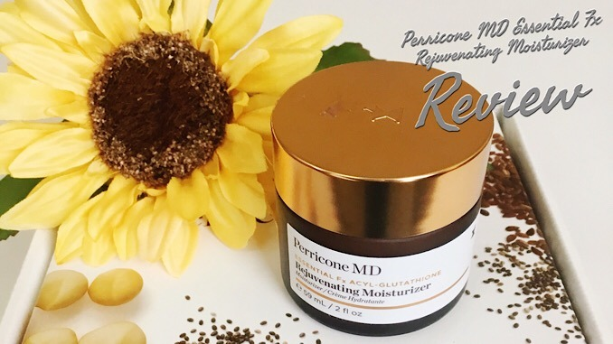 Perricone MD Essential Fx Rejuvenating Moisturizer Review