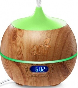 ArtNaturals Essential Bluetooth Aromatherapy Diffuser