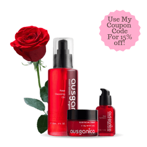 Ausganica Rose Skincare